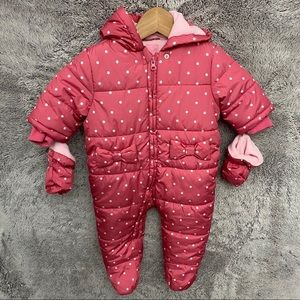 Infant Winter Body Suit 6-9 months